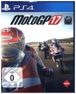 MotoGP 2017, 1 PS4-Blu-ray Disc