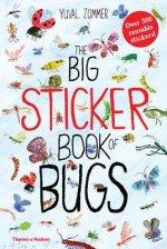 Big Sticker Book of Bugs