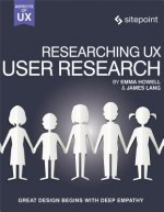 RESEARCHING UX USER RESEARCH