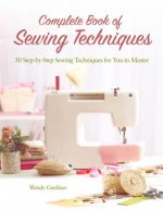 COMP BK OF SEWING TECHNIQUES