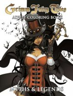 GRIMM FAIRY TALES ADULT COLOR