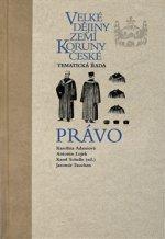 Velké dějiny zemí Koruny české Právo