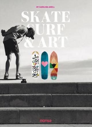 Skate, Surf and Art