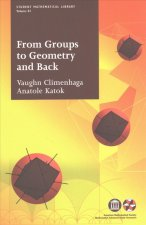 From Groups to Geometry and Back
