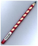 STABILO EASYgraph für Rechtshänder Härtegrad HB pink