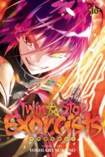 TWIN STAR EXORCISTS VOL 10