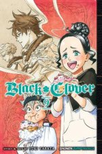 BLACK CLOVER VOL 9