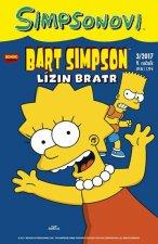 Bart Simpson Lízin bratr
