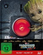 Guardians of the Galaxy 3D, 1 Blu-ray. Vol.2