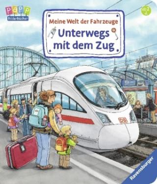 Meine Welt der Fahrzeuge - Unterwegs mit dem Zug