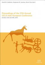 Proceedings of the 27th Annual UCLA Indo-European Conference