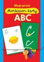 Moje první Montessori karty ABC