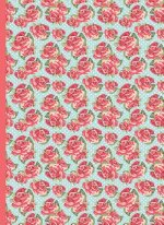 NOTEBOOK THE ROSE COLLECTION DESIGN A