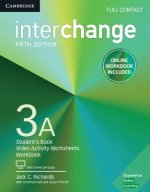 Interchange Level 3A Full Contact with Online Self-Study and Online Workbook