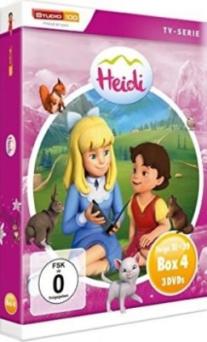 Heidi (CGI). Box.4, 3 DVD