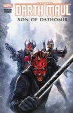 SW DARTH MAUL - SON OF DATHOMI