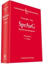 SprAuG - Sprecherausschussgesetz, Kommentar