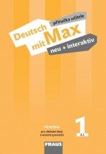 Deutsch mit Max neu + interaktiv 1 PU