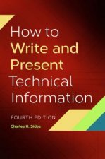 HT WRITE & PRESENT TECHNICAL I