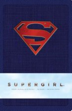 SUPERGIRL HARDCOVER RULED JOUR