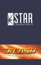 FLASH STAR LABS HARDCOVER RULE
