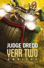 JUDGE DREDD YEAR 2