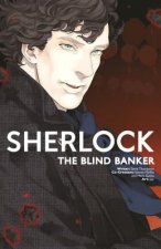 SHERLOCK THE BLIND BANKER