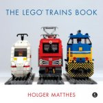 Lego Trains Book