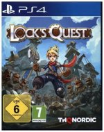 Lock's Quest, 1 PS4-Blu-ray Disc