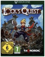 Lock's Quest, 1 Xbox One-Blu-ray Disc