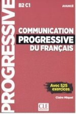Communication progressive avance 3ed ksiazka + CD MP3