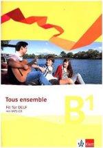Fit für DELF B1, m. MP3-CD