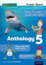 Read Write Inc. Fresh Start: Anthology 5 - Pack of 5