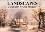 Landscapes - Paintings by Old Masters 2018