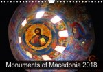 Monuments of Macedonia 2018 2018
