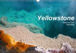 Yellowstone National Park Wyoming (Wandkalender 2018 DIN A3 quer)