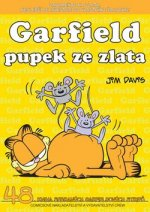 Garfield Pupek ze zlata