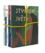 Komplet 6 knih Starý a Nový zákon pro děti