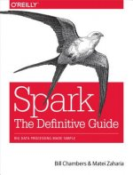 Spark - The Definitive Guide