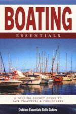 Boating Essentials: A Waterproof Folding Pocket Guide to Safe Practices & Procedures