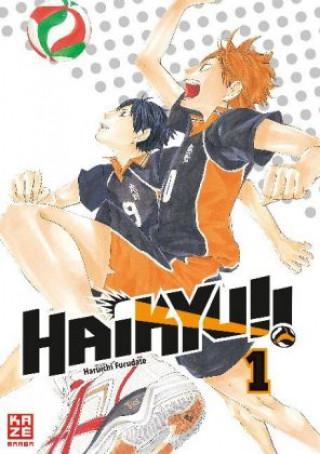 Haikyu!!. Bd.1