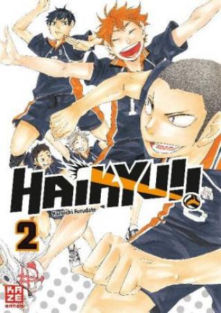 Haikyu!!. Bd.2