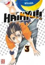 Haikyu!!. Bd.3