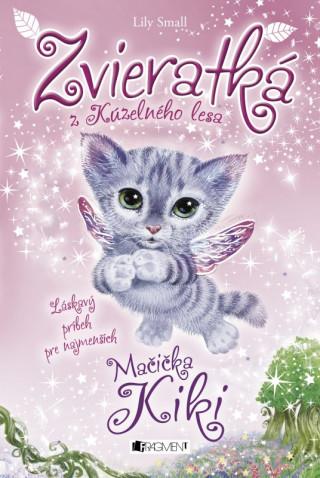 Zvieratká z Kúzelného lesa Mačička Kiki