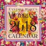 Cynthia Hart's Victoriana Wall Calendar 2018