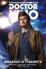 DR WHO THE TENTH DOCTOR VOLUME 8