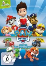 Paw Patrol - Helfer auf vier Pfoten, 1 DVD