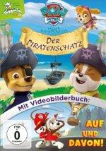 Paw Patrol - Der Piratenschatz, 1 DVD