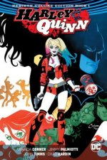 HARLEY QUINN THE REBIRTH DLX /