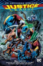 JUSTICE LEAGUE VOL 4 (REBIRTH)